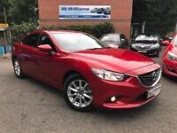 2014 Mazda Mazda6 2.2 TD SKYACTIV-D SE-L Saloon 4dr Diesel Automatic (127