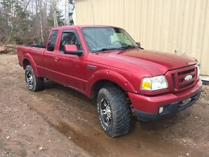4.0liter 4x4 5speed ford ranger