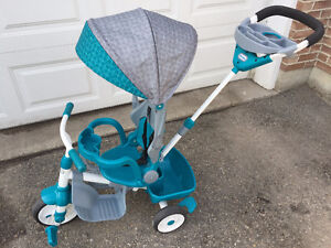 Little Tikes Perfect Fit 4-in-1 Trike Excellent Condition $80