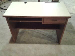 Desk - Oak