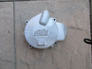 KTM ignition cover w/ gaskets