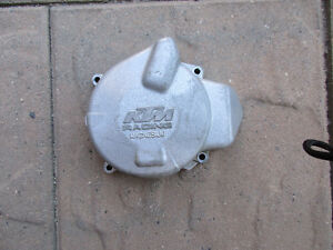 KTM ignition cover w/ gasket