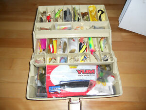 Fishing gear, rods reels, boxes, flies, and much more St. John's Newfoundland image 7