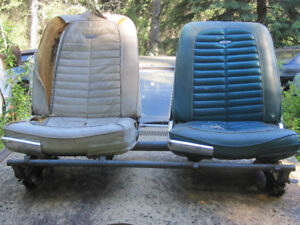 T-Bird or Ford Galaxie Bucket Seats - Also Chevelle Bucket Seats