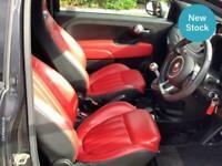 2016 Abarth 595 1.4 T-Jet 165 Turismo 3dr HATCHBACK Petrol Manual