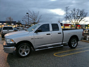 2012 Dodge Ram 1500 SXT Quad Cab Truck (REDUCED PRICE)