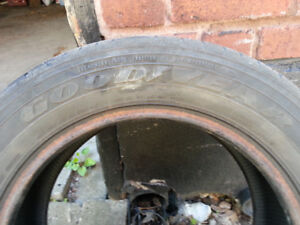 Pnues d'ete - Summer tires 185/65 R15 a vendre - for sale