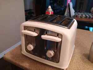 Grille pain  toaster 4 tranche