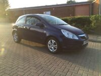 Vauxhall Corsa 1.2 i 16v Breeze 3dr Lovley Car On sale this Week