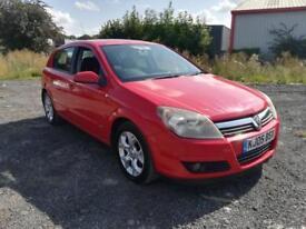 Vauxhall Astra 1.6i 16v SXi 5 door - 2005 05-REG - FULL 12 MONTHS MOT