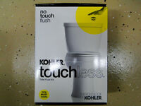 Touch-Less Flush for your toilet