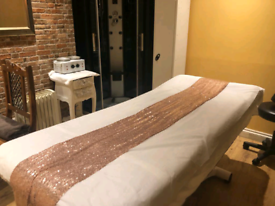 Full body Indian massage in London