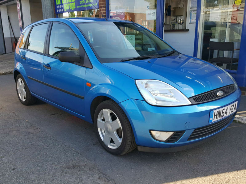 2004 ford fiesta 1 4 tdci zetec turbo diesel 30 road tax in felixstowe suffolk gumtree. Black Bedroom Furniture Sets. Home Design Ideas