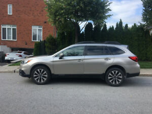 2015 Subaru Outback Limited w/Tech Package