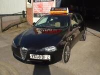 ALFA ROMEO 147 1.6TS COLLEZIONE 5 DOOR SPORTS HATCH 3 MONTH WARRANTY FINANCE