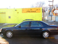 2003 Cadillac DeVille SAFETY AND WARRANTY Sedan