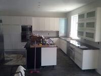 Cuisine ALTECH Inc !!!! IKEA KICHEN CABINETS INSTALLATION