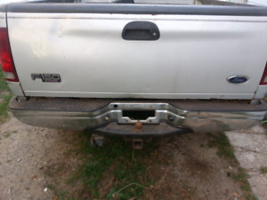 F150 tailgate off of a 2002 but fits other year f150s as well.