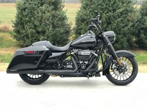 2018 Harley Davidson Road King Special. $91 weekly!