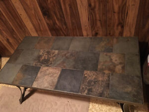 Great solid table for sale!