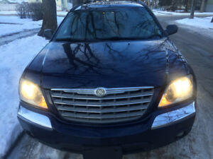 CHRYSLER PACIFICA AWD 2005 AUTOMATIC  7   SEATS