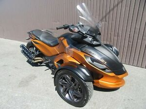 2013 Can-Am Spyder RS-S SM5 57,60$/SEMAINE