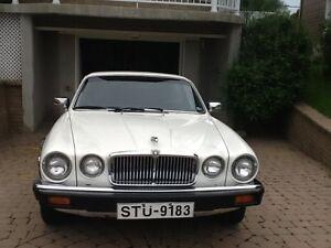 1986 Jaguar Sovereing XJ6 serie 3 a echanger ou a vendre