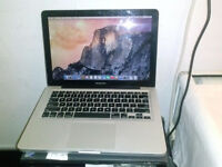 "Used 13.3"" Macbook  Pro with Core 2 Duo Processor for Sale"