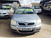 Vauxhall/Opel Vectra 3.0CDTi V6 24v 2004MY SRi Metallic Sliver Manual