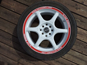 "Mags 16"" Tenzo-R DC6  comme neuf !!!"