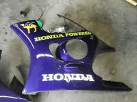 1996 Honda F3 Parts For Sale Wheel Radiator 96 97 Parting Out 98