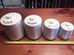 Kitchen canister set Kawartha Lakes Peterborough Area image 2