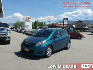 2012 Toyota Yaris   - AIR CONDITIONER -  BLUETOOTH - Low Mileage