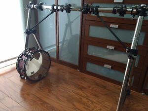 Dixon PSO-1826 Drum Rack - Fully Adjustable - Great condition!!