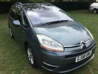 2008 Citroen Grand C4 Picasso 2.0HDi 16v EGS Exclusive - CAMBELT DONE @ 53K