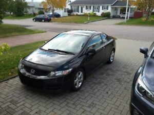 2011 Honda Civic SE Coupé (2 portes)