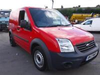 FORD TRANSIT CONNECT T200 LR VDPF, Red, Manual, Diesel, 2013