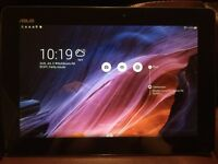 Asus Android Tablet. Kit Kat.  10.1 inch