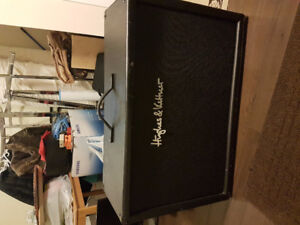 Hughes and Kettner 2x12 extension cab