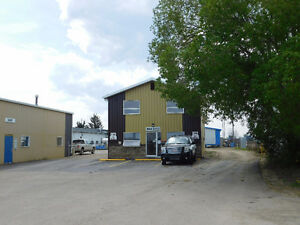 Industrial Building on 1 Acre-Rocky Mountain House MLS#CA0096676