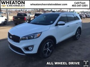 2018 Kia Sorento EX  | Leather | AWD | Heated Seats |