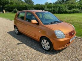 image for 2005 Kia Picanto 1.1 LX 5dr Hatchback Petrol Automatic