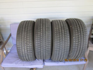 You won't find a better deal than these Michelin snow tires