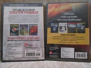 ASTRONOMY & DISCOVERY MAGAZINE COLLECTION ON DVD'S Kingston Kingston Area image 2