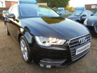 2014 14 AUDI A3 2.0 TDI SPORT 3DR AUTOMATIC 150 BHP ONLY 28K MILES FINANCE WITH