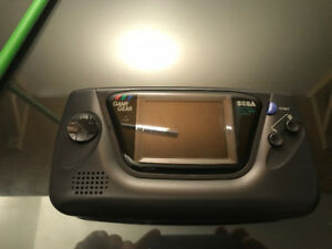 Sega Game Gear Games and Case