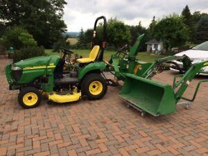 John Deere 2305 Tractor Package