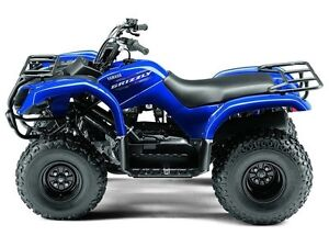 2012 Yamaha Grizzly 125