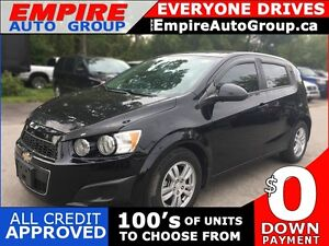 2012 CHEVROLET SONIC LS * LOW KM * LIKE NEW