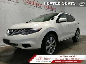 2014 Nissan Murano Platinum  - Sunroof - Dual Moonroof